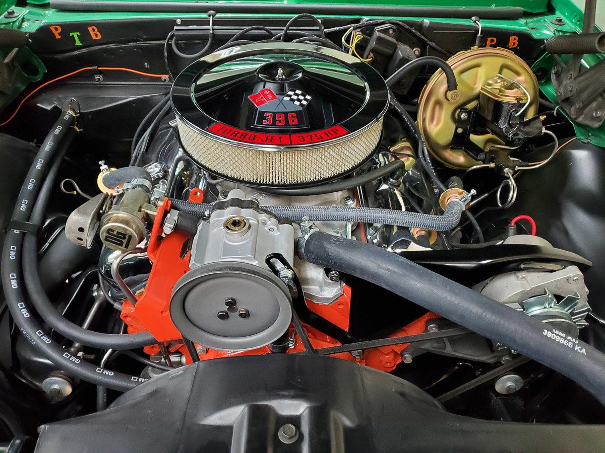 Engine Photos 1967 1968 1969 Camaro Parts Nos Rare Reproduction Camaro Parts For Your Restoration