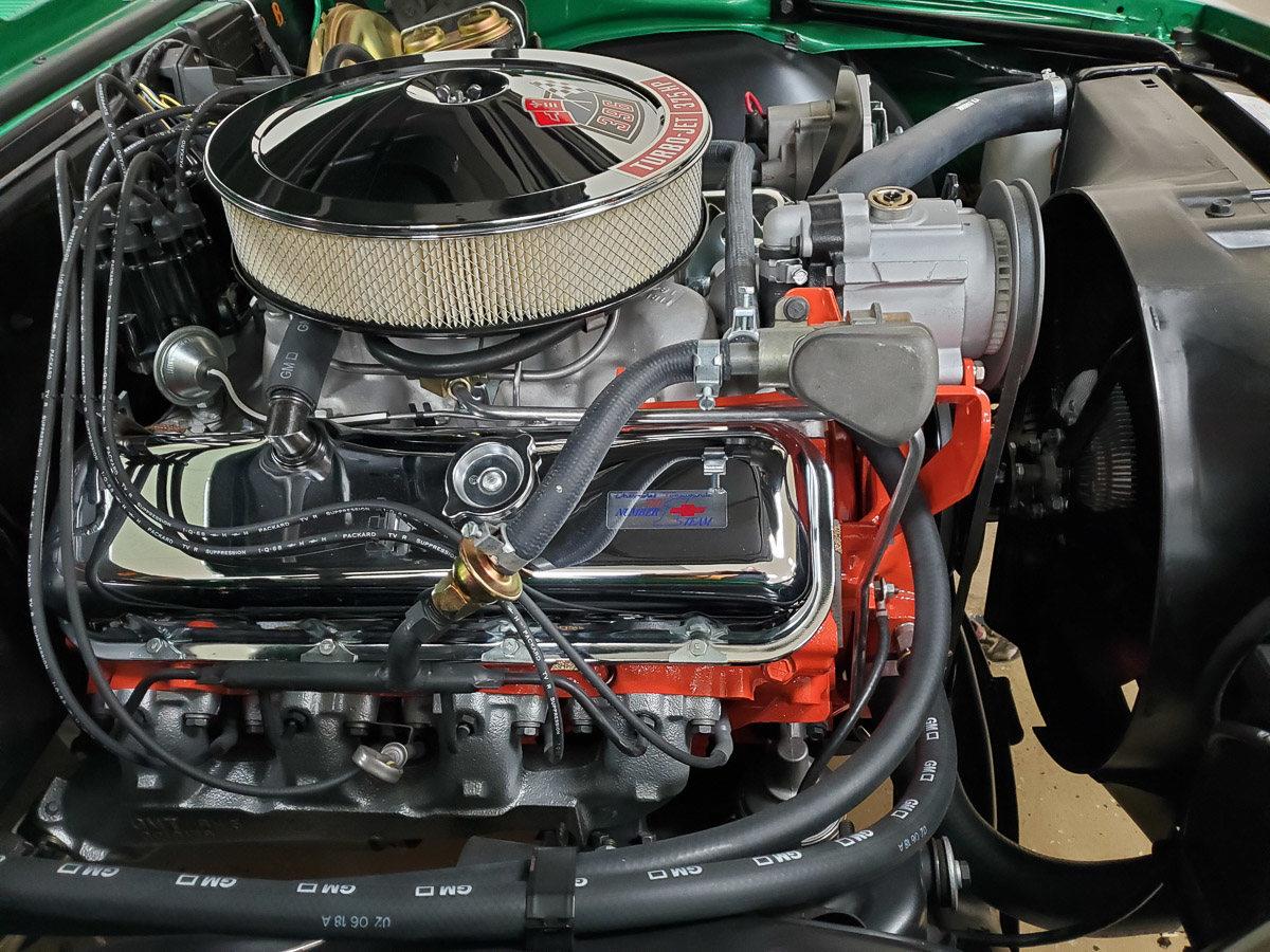 engine wiring harness 68 Chevy Camaro SS 302 327 350 w/ lights rs/ss copo  z/28Pepa Bonett