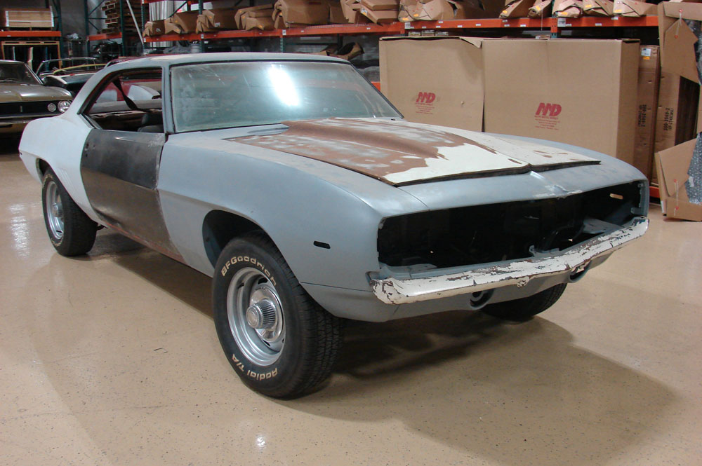 1969 Camaro Coupe FOR SALE